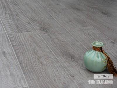 古象强化地板·古堡灰橡W7962