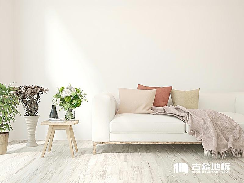 实木地板与其它材质相接的注意事项