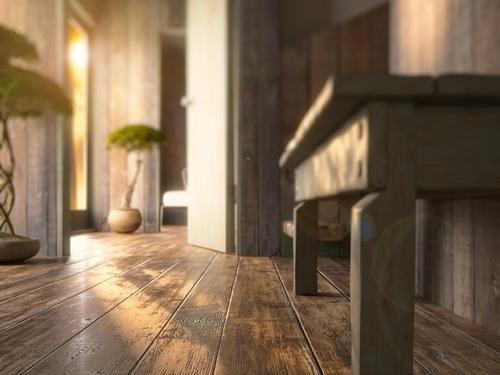 警惕夏季两个会对木地板造成损害的东西