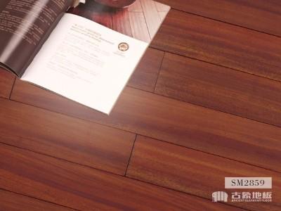 全屋铺装实木地板是一种什么体验