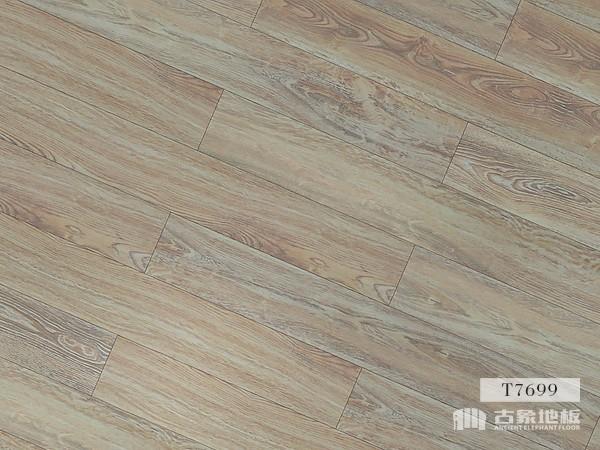 古象强化地板·金丝橡木-T7699