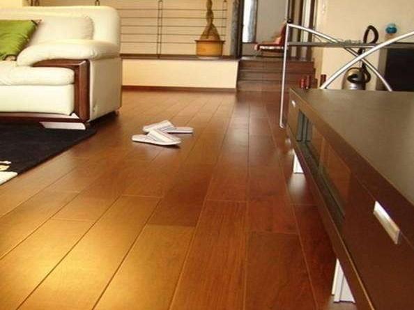 实木地板有甲醛吗?