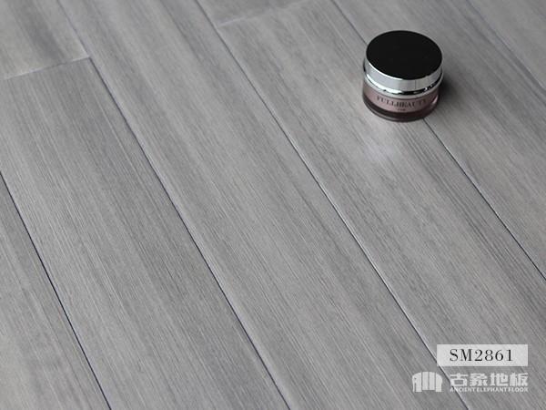 实木地板·番龙眼(霜灰色)-SM2861