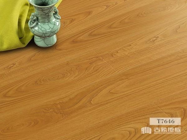 古象强化地板·桔黄水曲柳-T7646