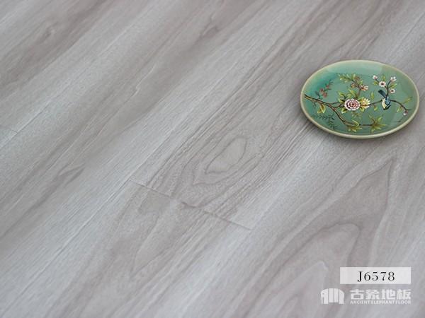 古象强化地板·莫拉斯黄橡-J6578