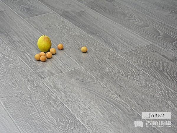 古象强化地板·哈根灰梨-J6352