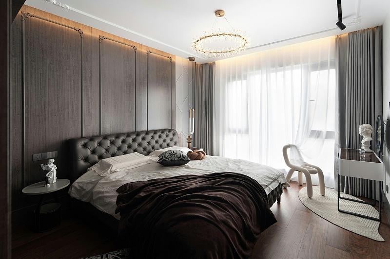 暖色调卧室