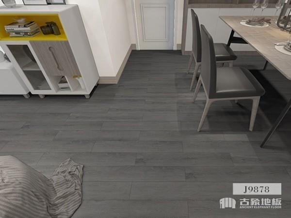 古象强化地板·黄灰橡木-J9878