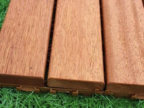 地暖能够装木地板吗