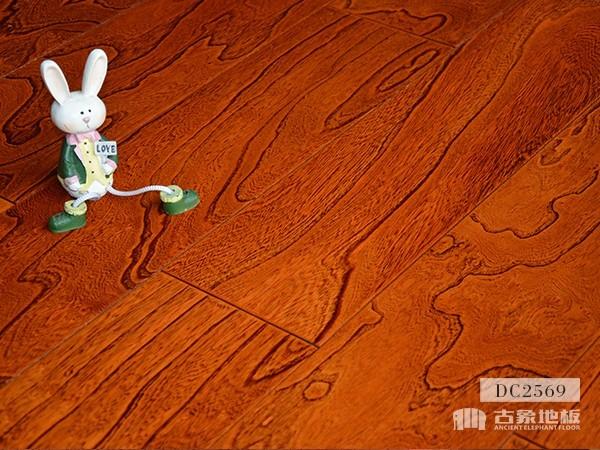 古象多层地板·金色祥云DC2569