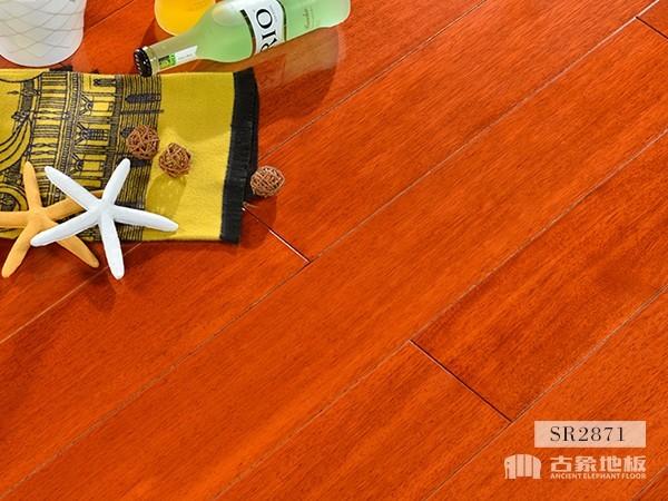 """实木地板的一剂""""美容养颜针"""""""