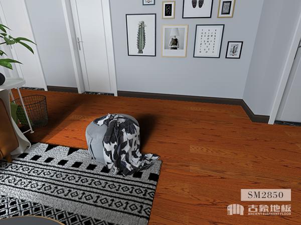 古象柚木地板
