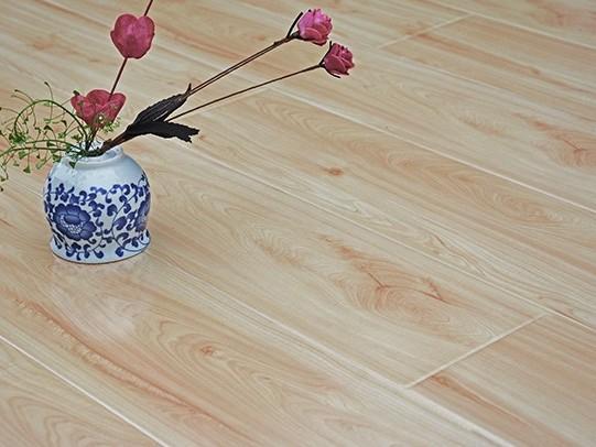 古象强化地板·象牙苹果木J5512