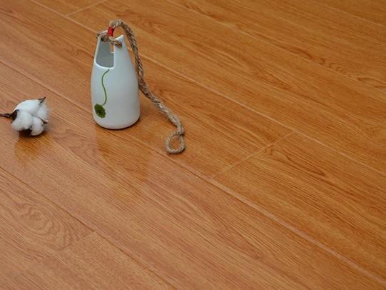 古象强化地板·美洲黄柚木J5806