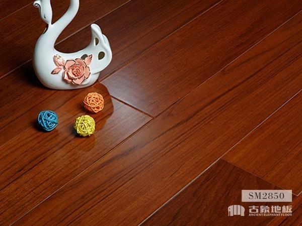 实木地板·缅甸柚木(宫廷至尊)-SM2850