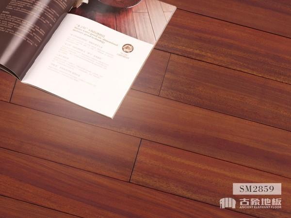实木地板·圆盘豆(原木色)-SM2859