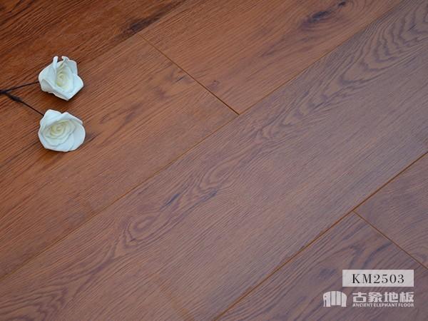 古象多层地板·科托尔黄橡-KM2503