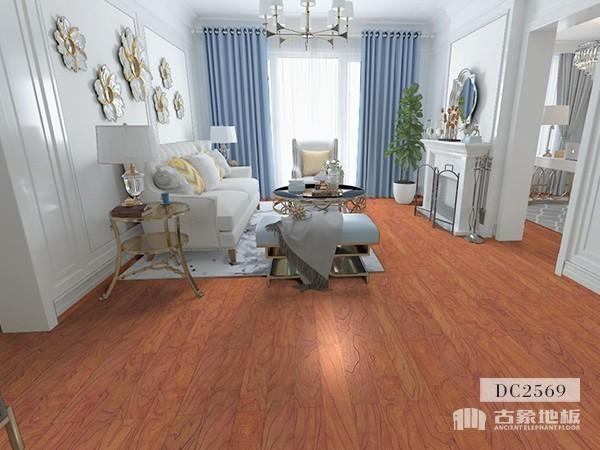 木地板怎么装出高级感呢