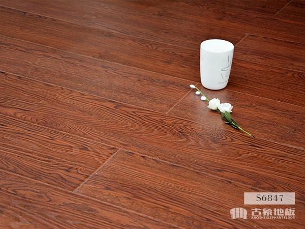 古象强化地板·欧洲红橡-S6847