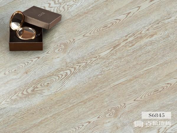 古象强化地板·海德堡白橡-S6845