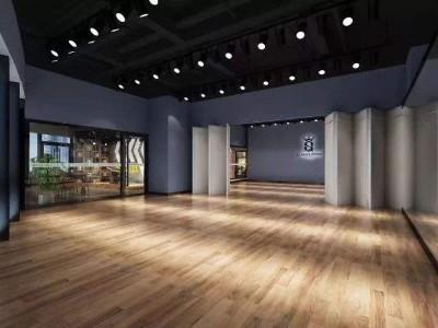 舞蹈室铺木地板还是地胶