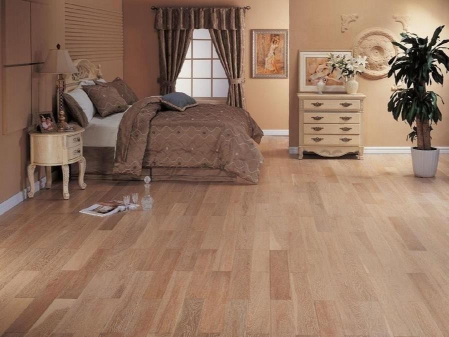 纯实木地板加盟代理的优点