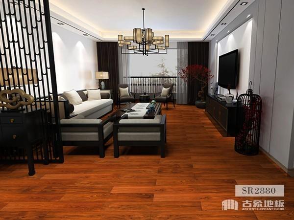 实木地板·亚花梨(午后时光)-SR2880