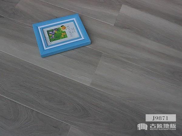 古象强化地板·恬淡灰橡J9871