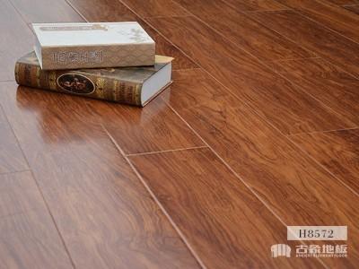 古象强化地板·缅甸黄花梨-H8572