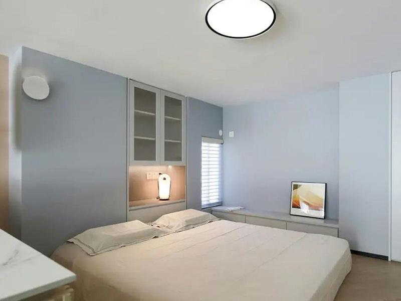 低调的卧室
