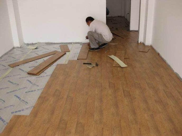 木地板如何铺才舒服?
