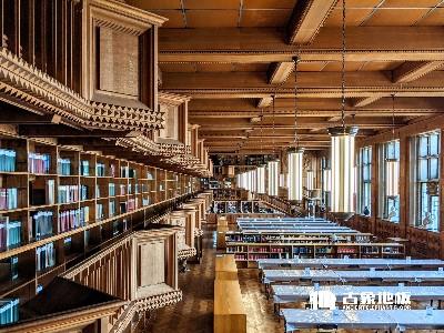图书馆为何多采用强化地板