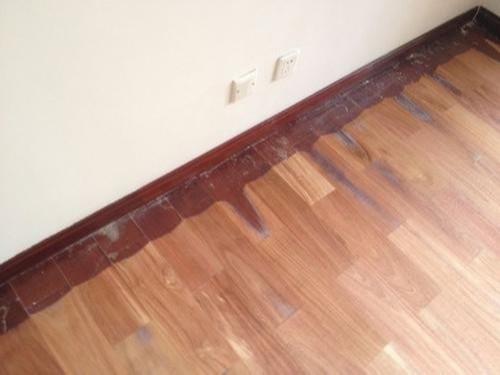 什么情况不建议木地板翻新?