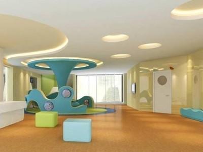 幼儿园铺木地板是一种什么体验