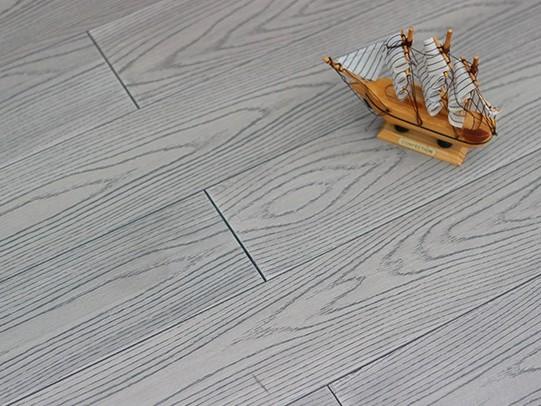 实木地板·番龙眼(格瑞斯芋灰)-SM2866