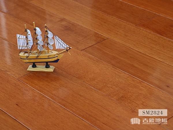 实木地板·番龙眼(本色)-SM2824