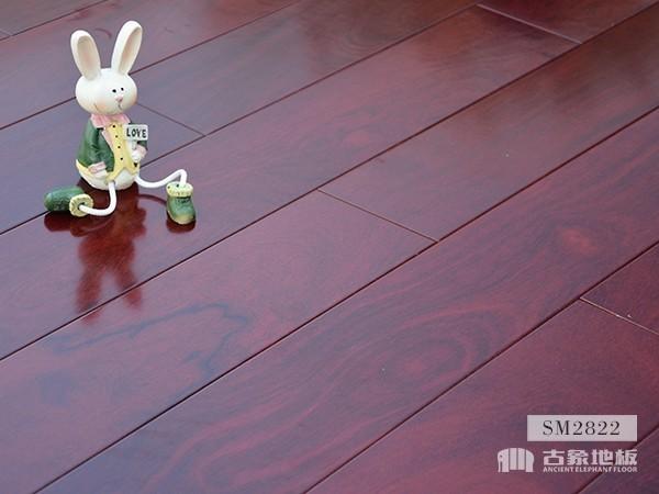 实木地板·龙凤檀(红色)-SM2822