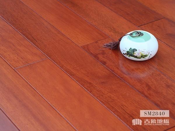 实木地板·番龙眼(纤皮玉蕊色)-SM2840