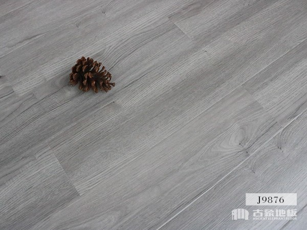 古象强化地板·淡雅灰橡J9876