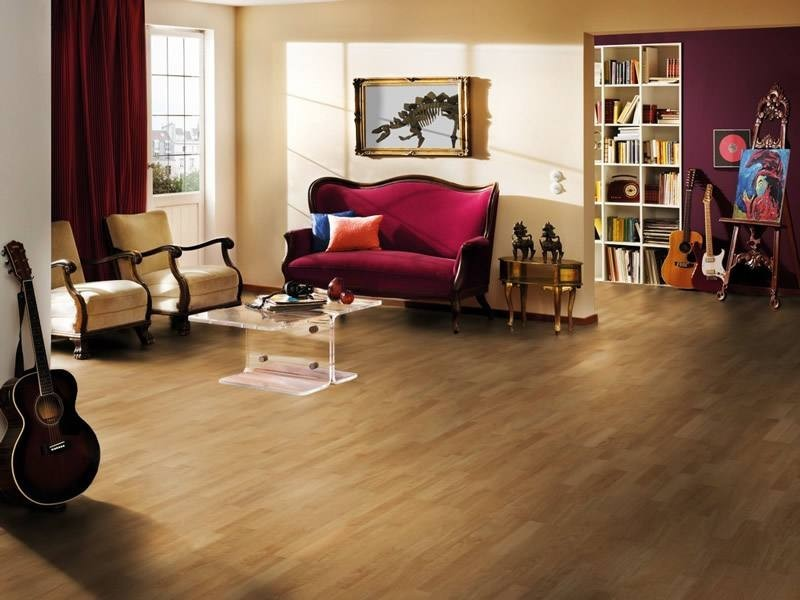 实木地板的维护、翻新与保养方式
