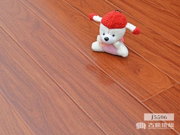 古象强化地板·珍稀檀木J5506