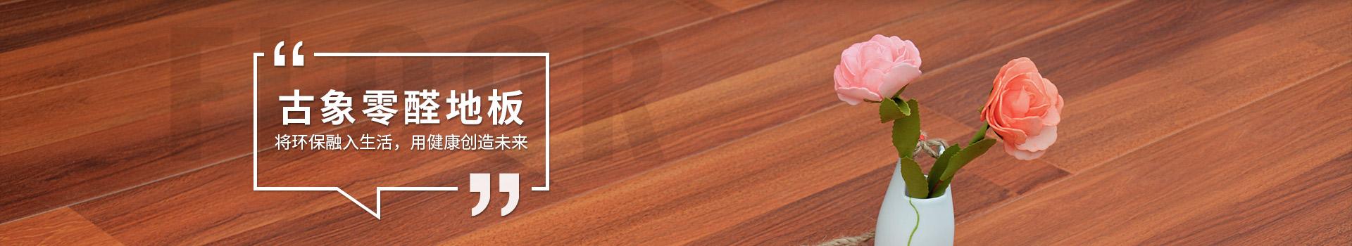 古象零醛地板,将环保融入生活,用健康创造未来