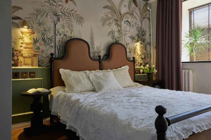 温馨而静谧的卧室