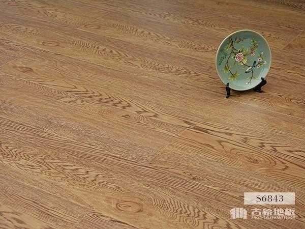 古象强化地板·海德堡黄橡S6843
