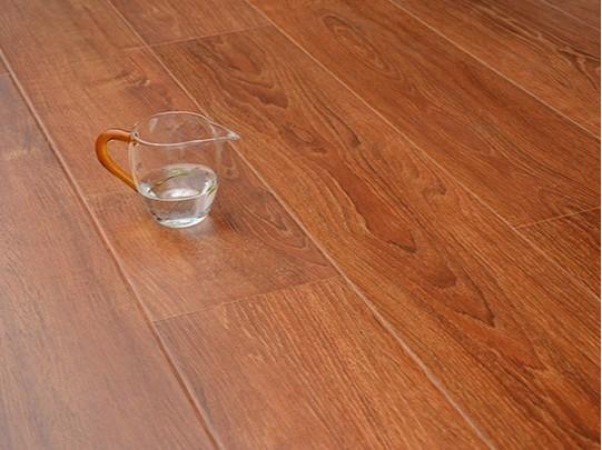 古象强化地板·班贝格黄橡-J6353