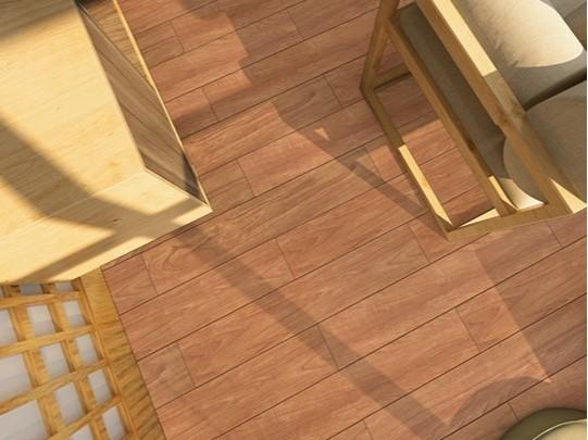 木地板用什么拖把好