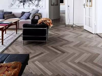 四种比较常见的木地板铺贴方式