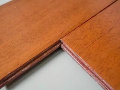 锁扣木地板的五大优点