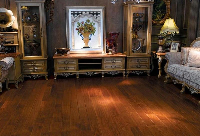 新装木地板